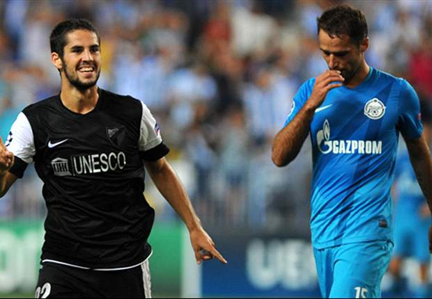 Isco: It was a perfect match for Malaga and for me