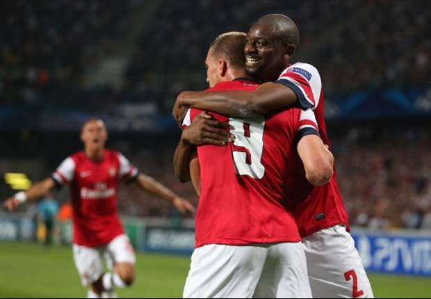 Montpellier 1 x 2 Arsenal: Três gols em vinte minutos definem vitória inglesa na França