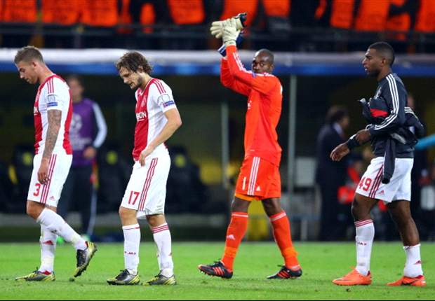 """Cruijff: """"Best tevreden over spel Ajax"""""""