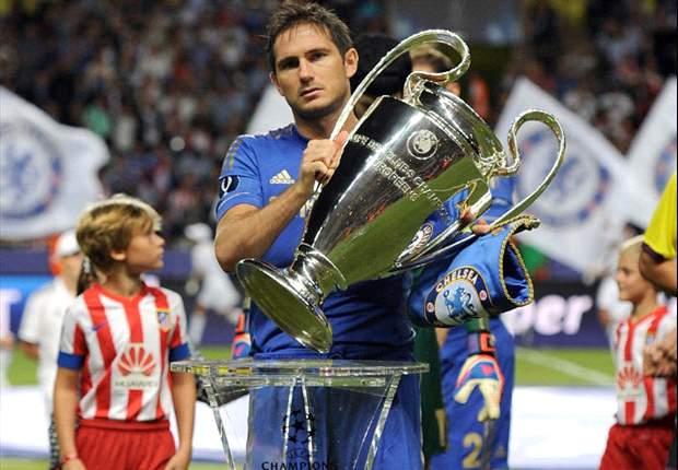 Juventus está de olho em Frank Lampard, diz site