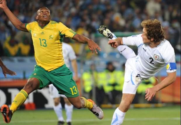 Dikgacoi and Chabangu to miss Angola match through injury