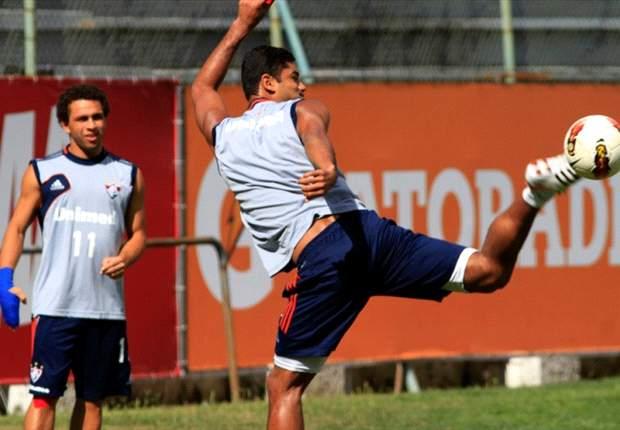 Jogadores do Flu garantem foco no Brasileiro