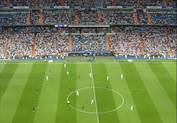 El Real Madrid dejará una bandera del equipo en cada asiento