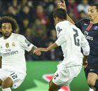 Spelersrapport: PSG - Real Madrid