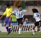 El XI histórico de Argentina