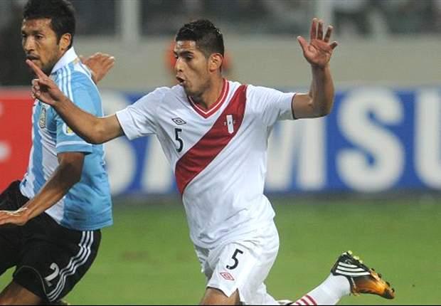 Carlos Zambrano dementiert Beleidigungen gegen Messi und Higuain