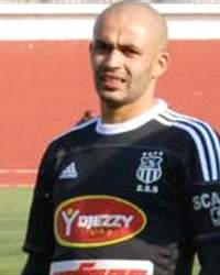 BENMOUSSA Mokhtar, Algeria International