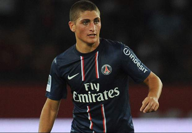 Verratti rules out Roma switch
