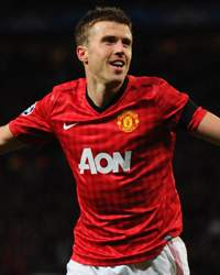 Michael Carrick, England International