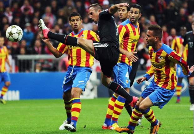 Bayern boekt verdiende zege op Valencia
