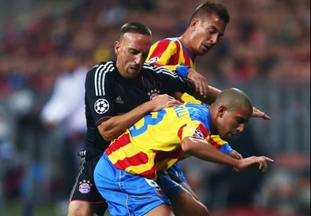 ALL - Ribery fixé samedi
