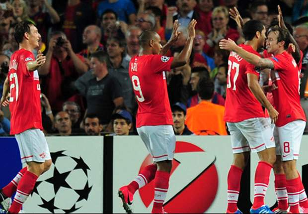 Champions League Preview: Spartak Moscow - Benfica