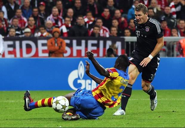 El Bayern Munich se impone al Valencia