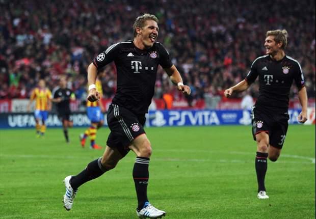 Bayern Munich 2-1 Valencia: German giants produce dominant display