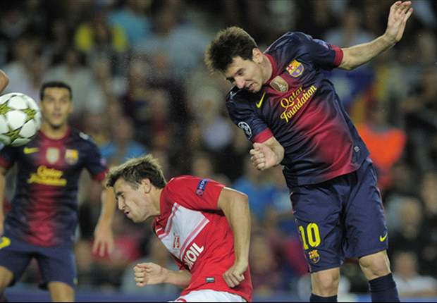 Barcelona 2-0 Granada: Xavi late show keeps up perfect start