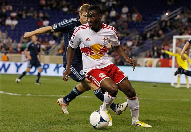 New York Red Bulls 0-2 Sporting Kansas City: Sporting hands New York first home loss of the season