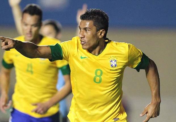 Paulinho não se vê com lugar garantido entre os titulares de Mano