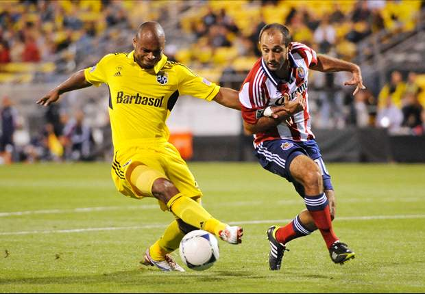 Columbus Crew 1-0 Chivas USA: Meram steals win in final minutes