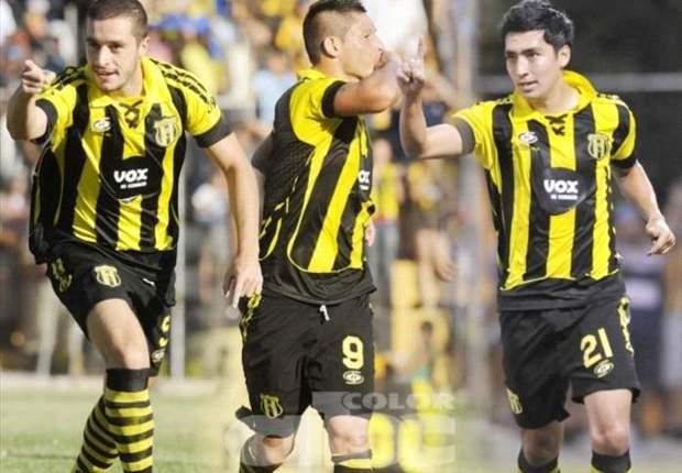 """Dos goles """"criollos"""" en el exterior"""