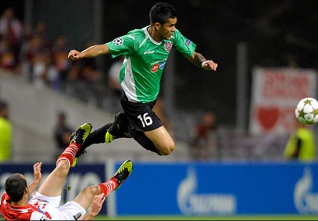 Sporting Braga steht gegen Cluj vor dem Aus