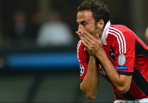 Pazzini: No regrets over AC Milan switch
