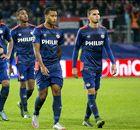 PSV te licht voor Champions League