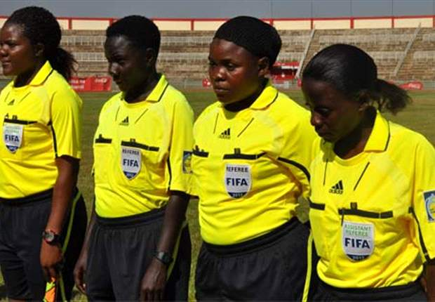 Kenya woman referee Mary Njoroge to officiate at CAF tourney in Equitorial Guinea
