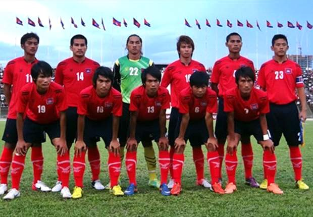 Citing financial and competitive concerns, Cambodia withdraws from 2014 AFC Challenge Cup