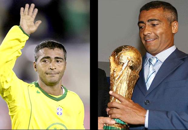 Romario laughs at Fifa's decision on World Cup food