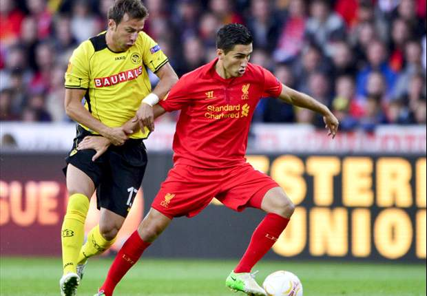 Young Boys 3-5 Liverpool: Shelvey double helps Rodgers' Reds edge eight-goal thriller