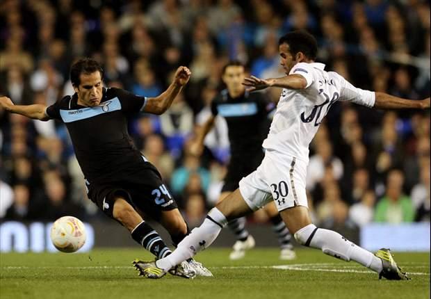 Tottenham-Lazio 0-0: Agli Spurs non bastano tre goal, buon punto per i biancocelesti a White Hart Lane