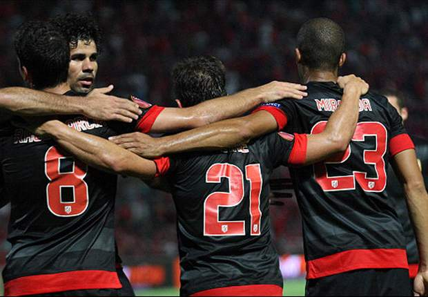 Diego Costa y las cinco claves del Hapoel-Atlético de Madrid