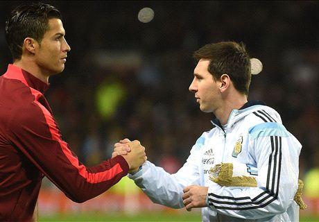 Kan iemand Messi en CR7 overtreffen?