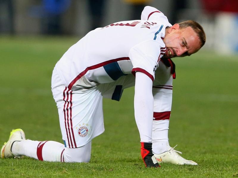 Bayern Munich, Ribéry est bien là