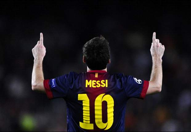 Messi 100: Barcelona's brilliant Argentine could be on course for a century of goals in 2012-13