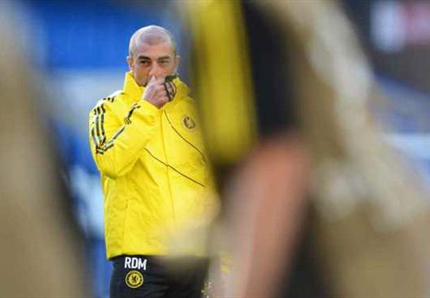 "Di Matteo: ""Drogba achter ons laten"""