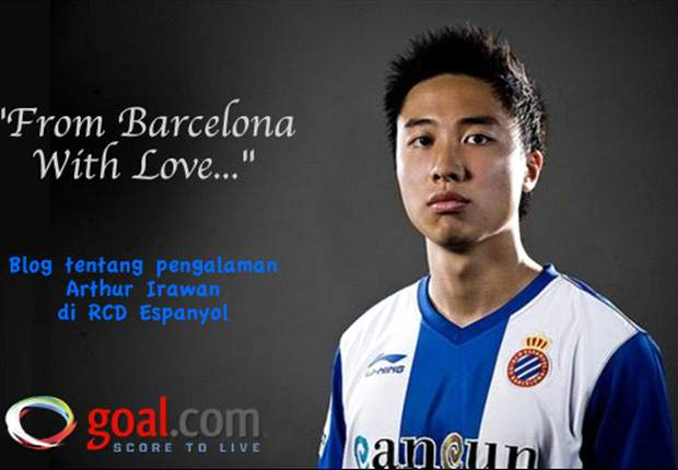Arthur Irawan: From Barcelona with love