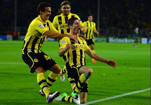 Borussia Dortmund 2-1 Real Madrid: Schmelzer the hero as Los Blancos' miserable record in Germany continues