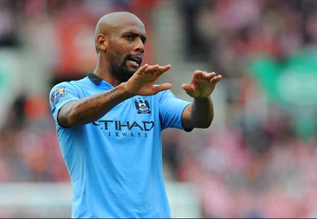 Maicon looking forward to derby clash with Manchester United