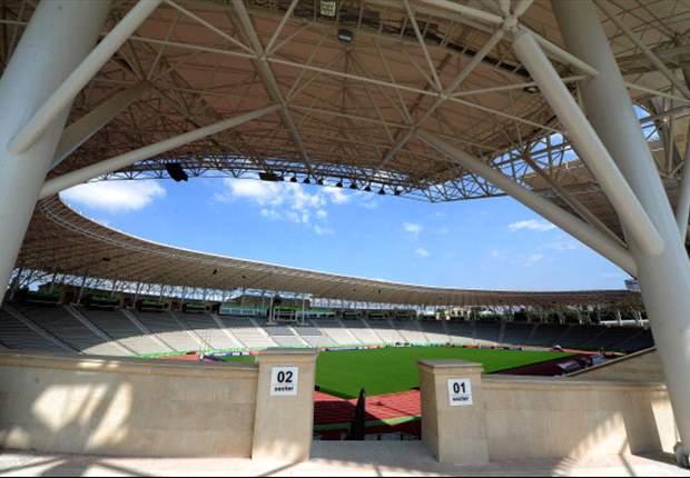 Colombianas y azeríes inauguran el Mundial