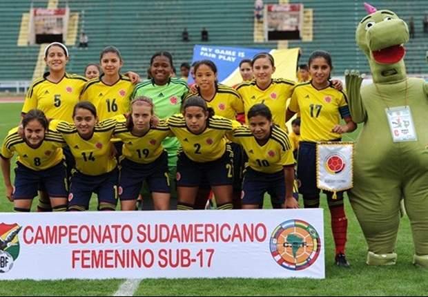 Las 'chicas superpoderosas' Sub-17 por la Copa