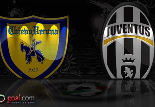 Juventus - Chievo: Lanjutkan Tren Positif