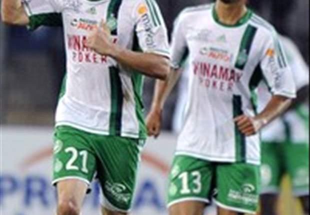 Ligue 1, ASSE - Hamouma bientôt de retour