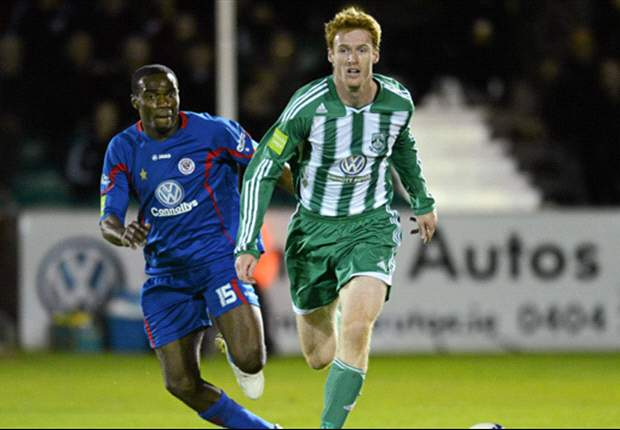 Derry City sign Bray Wanderers midfielder Sean Houston