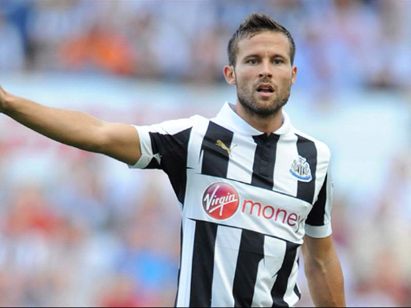 Mega-rich Monaco eyeing up swoop for 'exciting' Cabaye