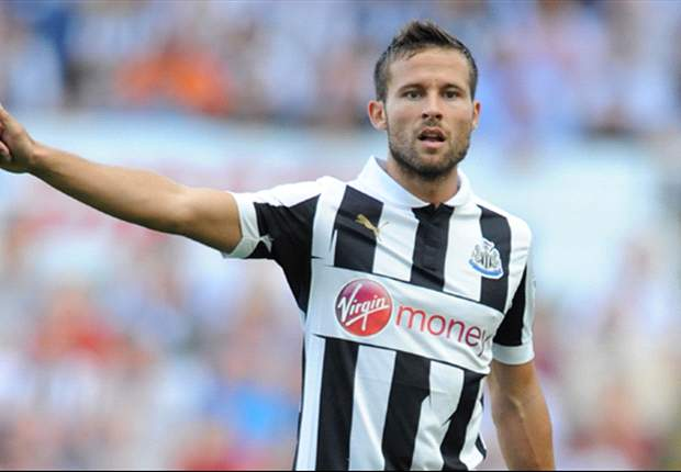 Pardew denies Tottenham bid for Cabaye