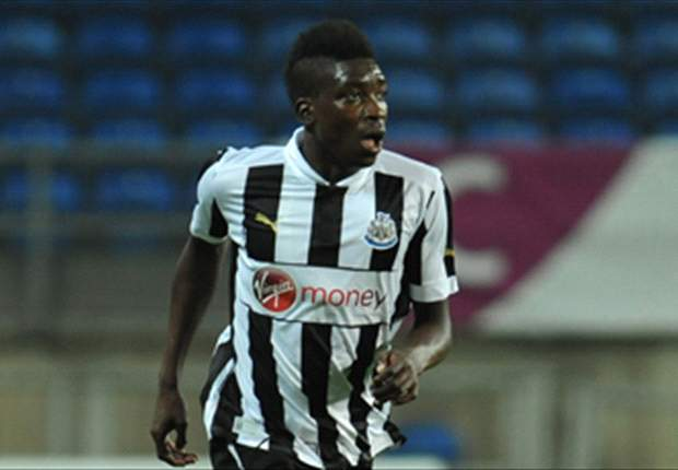 Sammy Ameobi to fight for Newcastle spot after rejecting loan exit