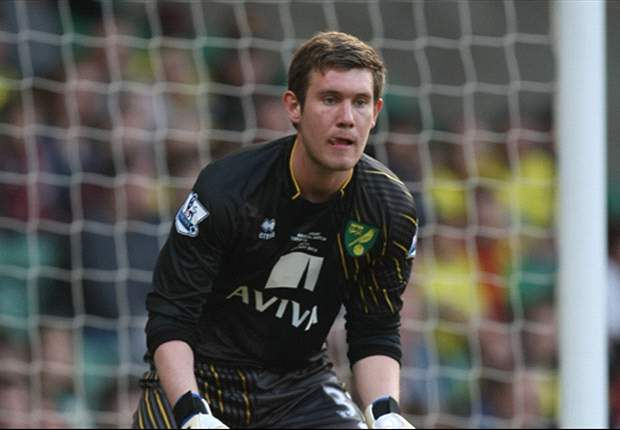 Aston Villa to sign Norwich goalkeeper Steer