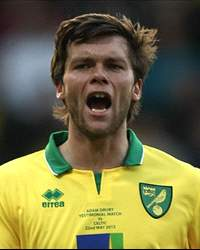 Jonny Howson, England International
