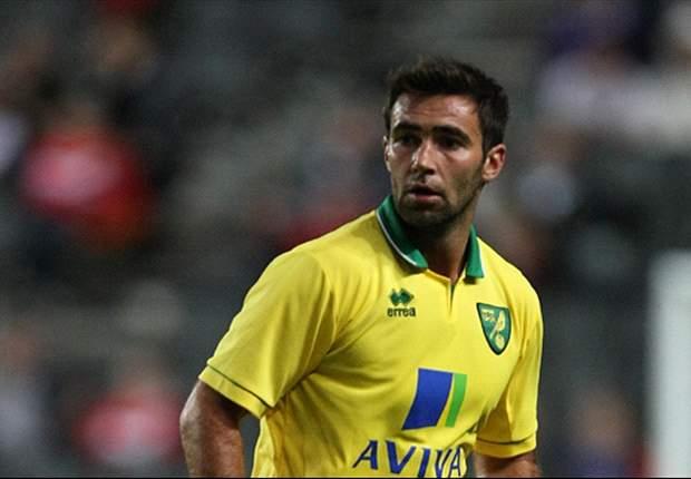 Norwich Lepas Simon Lappin